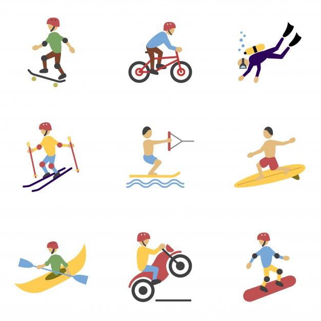 ورزش های مهیج و ماجراجویانه