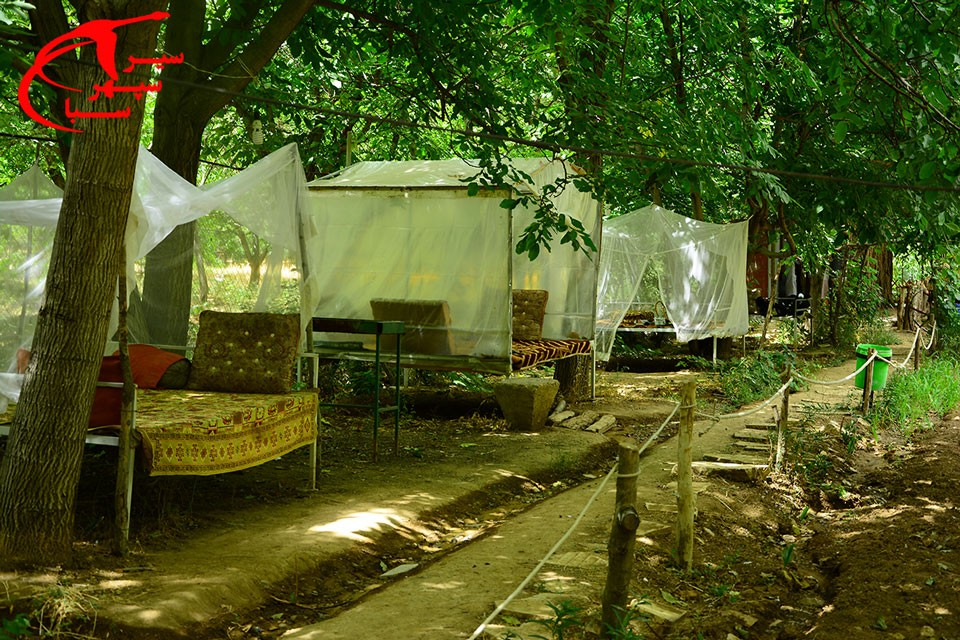 باغ گردشگری آی سو | رفتینگ | تور رفتینگ