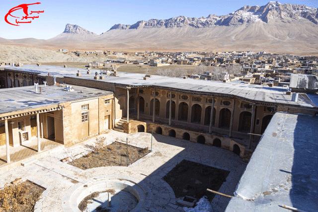 قلعه های استان چهارمحال و بختیاری