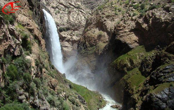 آبشار كروديكن(تنگ زندان)