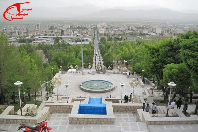 شهرستان شهرکرد