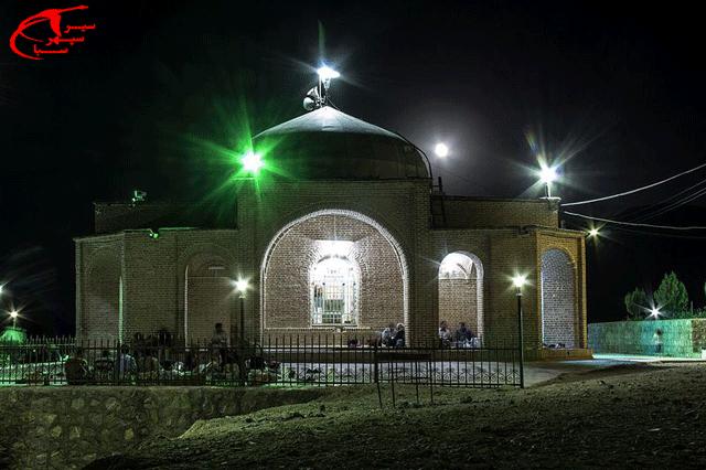 معرفی امامزاده سورک در شهرستان کیار