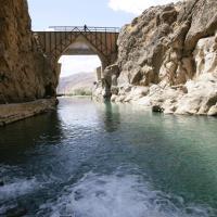 پل تاریخی بهشت آباد اردل | استان چهارمحال و بختیاری