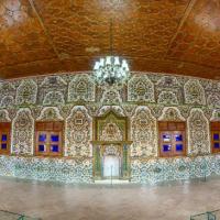 آثار تاریخی ثبت  ملی شده در استان چهارمحال و بختیاری