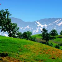 بازفت در استان چهارمحال و بختیاری، بهشت بام ایران